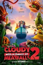 Облачно... 2: Месть ГМО / Cloudy with a Chance of Meatballs 2