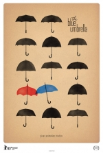 Синий зонтик / The Blue Umbrella